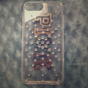 PINK bling phone case